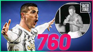 Is Cristiano Ronaldo REALLY the top goal scorer in history? | Oh My Goal