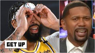 'The Lakers are just TOO good' - Jalen Rose on Game 1   Get Up