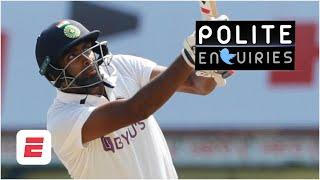 Is Ravi Ashwin the best Test player in India ever? | #PoliteEnquiries | India vs. England 2nd Test