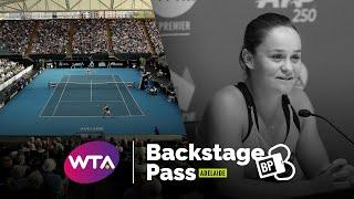 Backstage Pass: Behind the scenes of the 2020 Adelaide International