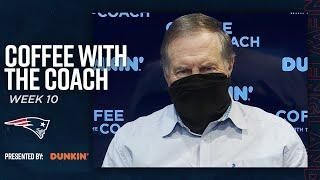 Maryland Blue Crab or New England Lobster?: Bill Belichick Weighs In | Coffee with the Coach