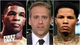 Max compares Gervonta Davis to Mike Tyson after vicious KO vs. Leo Santa Cruz | First Take