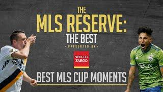 MOMENTS THAT LIVE FOREVER HAPPEN AT MLS CUP | BEST CUP MOMENTS IN MLS HISTORY