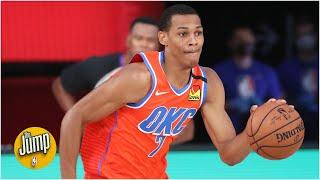 Darius Bazley on his path to the NBA & playing with Chris Paul & the Thunder | The Jump