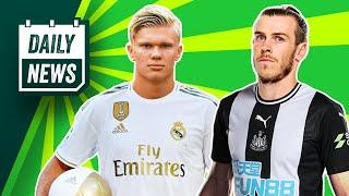 Gareth Bale to be Newcastle's 'SUPERSTAR' as takeover is given green light!  Daily News