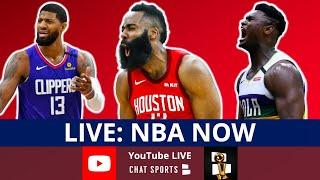 NBA Now - NBA Rumors and LIVE Q&A With Jimmy Crowther (Dec. 7th, 2020)