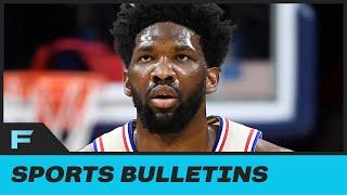 Joel Embiid Explains Why He HATED NBA Bubble Idea, Has Doubts Players Will Follow Rules
