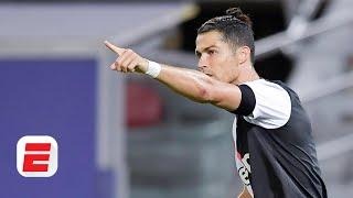 Cristiano Ronaldo was more in his natural habitat for Juventus vs. Bologna - Gab Marcotti | Serie A