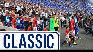 Foxes Make Community Shield Bow | Leicester City 1 Manchester United 2 | Classic Matches