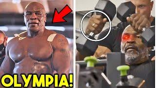 *UNSEEN* MIKE TYSON STRENGTH TRAINING and BODY TRANSFORMATION FOR BOXING COMEBACK vs ROY JONES JR