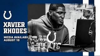 Xavier Rhodes On First Impressions At Training Camp, Learning Playbook