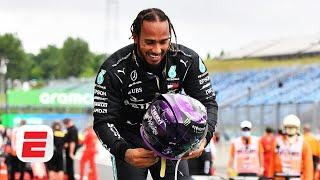 Lewis Hamilton 5 wins away from Michael Schumacher's record after Hungarian Grand Prix win | F1 2020