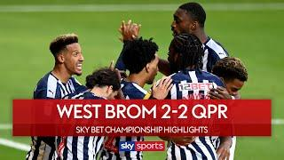 West Brom promoted on tense final day! | West Brom 2-2 QPR | Championship Highlights