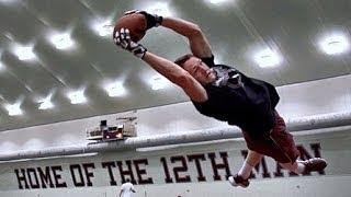 NFL Draft Training | Dude Perfect