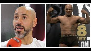 'THEY ARE GOING TO TEAR EACH OTHER APART' - ADAM BOOTH ON MIKE TYSON v ROY JONES JR / TYSON-JONES