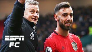 Is Manchester United starting to turn a corner under Ole Gunnar Solskjaer? | ESPN FC