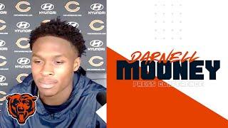 Darnell Mooney: 'I feel like I can play anywhere on the field' | Chicago Bears