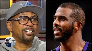 It was ALL about Chris Paul in Game 2! - Jalen Rose | Jalen & Jacoby