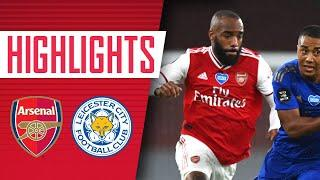 HIGHLIGHTS | Arsenal 1-1 Leicester City | Premier League