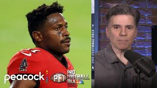 What does Antonio Brown's reported incident mean for Bucs? | Pro Football Talk | NBC Sports