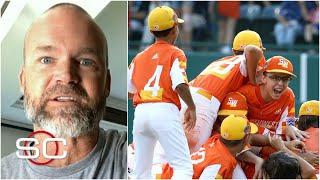 Sad day when the Little League World Series is canceled - David Ross | SportsCenter
