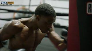 THE TRUTH RETURNS! ERROL SPENCE JR WORKOUT AHEAD OF DANNY GARCIA FIGHT