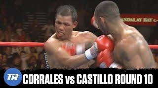 Diego Corrales vs Jose Luis Castillo - Round 10 | GREATEST ROUND IN BOXING HISTORY | ON THIS DAY