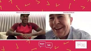 #TeamTalk | Marcus Rashford stuns two lifelong Manchester United fans!