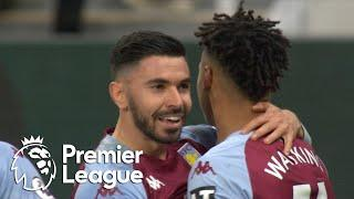 Ciaran Clark own goal gives Aston Villa late lead against Newcastle | Premier League | NBC Sports