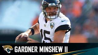 Gardner Minshew II Meets with the Media After Return to Active Roster