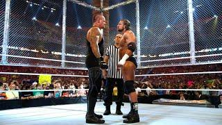 The Undertaker vs. Triple H - End of an Era Hell in a Cell Match: WrestleMania 28