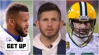 The Rams are the Packers' toughest possible matchup in NFC Divisional Round – Dan Orlovsky | Get Up
