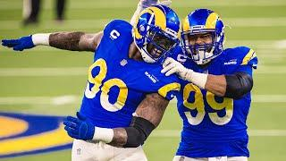 Rams Top-Rated Defense Looks Forward to Divisional Round Matchup vs. Packers