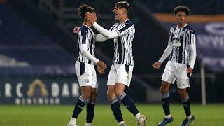 FA Youth Cup quarter-final highlights | Albion 2 Everton 1