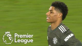 Marcus Rashford whips in Manchester United equalizer against Blades | Premier League | NBC Sports