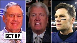 The Patriots think they're better off without Tom Brady and Gronk - Rex Ryan | Get Up
