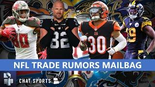 NFL Trade Rumors: Cowboys Trade For OJ Howard? JuJu Smith-Schuster To 49ers? Jesse Bates To Raiders?