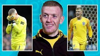 JORDAN PICKFORD REACTS TO HATE FROM FANS! | #UNFILTERED