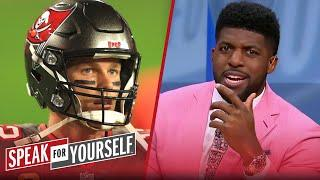 Bucs may not reach their potential this season; talks Brady v Rams — Acho | NFL | SPEAK FOR YOURSELF