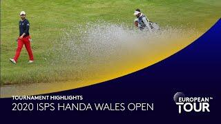Extended Tournament Highlights | ISPS HANDA Wales Open