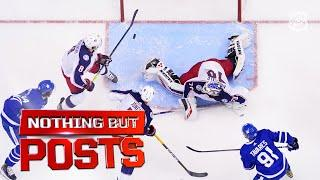 Nothing But Goal Posts!   2020 Stanley Cup Qualifiers   NHL