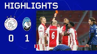 Short Highlights | Ajax - Atalanta | UEFA Champions League