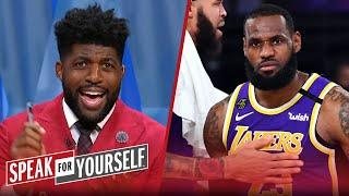 LeBron losing to the Heat in Finals will greatly hurt his legacy — Acho | NBA | SPEAK FOR YOURSELF