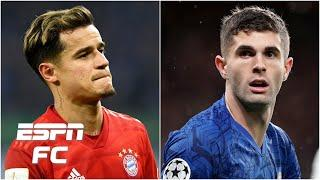 Philippe Coutinho to Chelsea could signal the end for Christian Pulisic | Transfer Talk