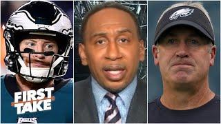 Doug Pederson has got to go, not Carson Wentz - Stephen A. | First Take