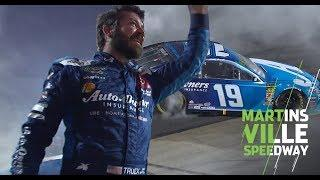 Martin Truex Jr.: 'I can't believe we just won Martinsville' | NASCAR Playoffs 2019