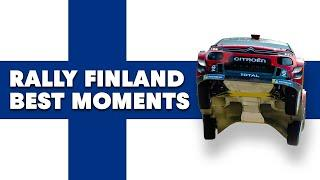 The Greatest Moments From The History of Rally Finland, The World's Fastest Rally
