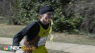 """Gutsy performance"" in classic but gross 1996 Olympic marathon trials finish 