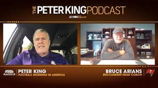 How Tom Brady ended up in Tampa, according to Bruce Arians | Peter King Podcast | NBC Sports