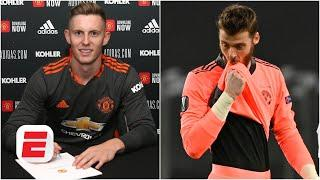 Is time up for David De Gea with Dean Henderson's new Man United deal? | ESPN FC